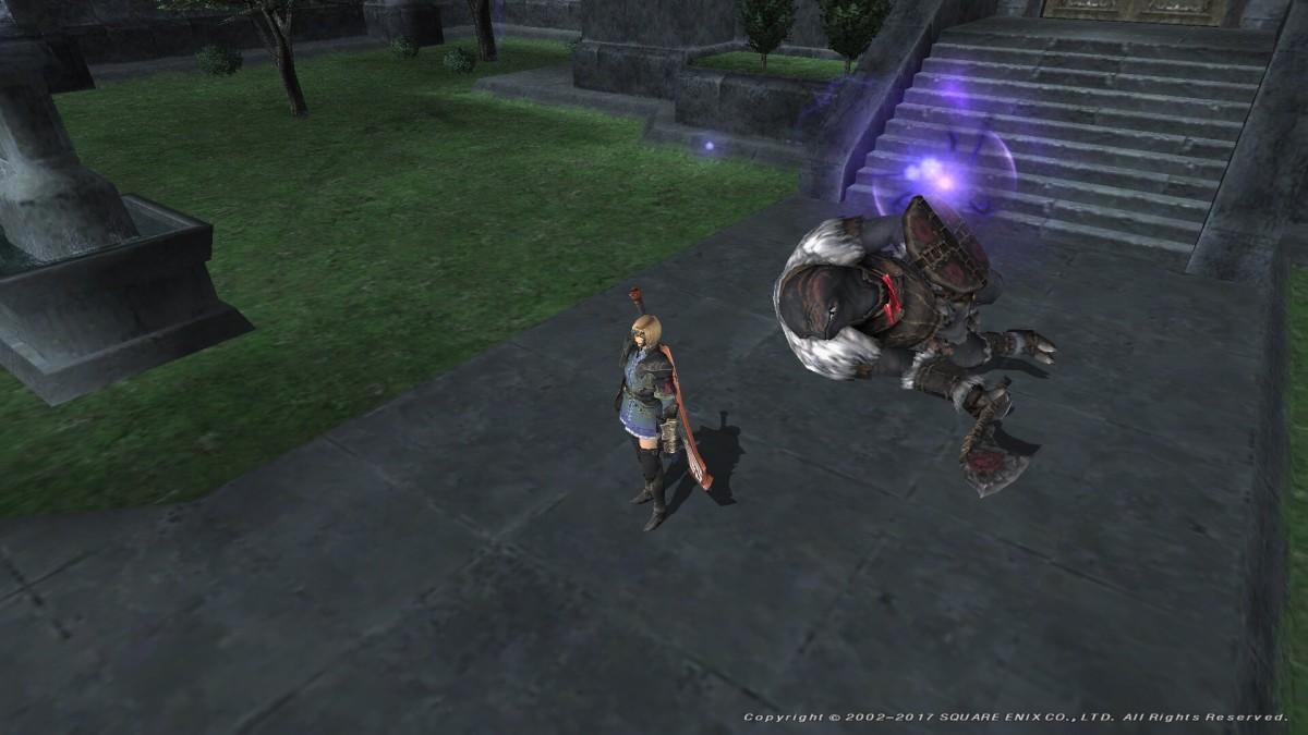 闇の足具:剣